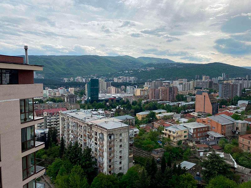 рынок недвижимости столицы Грузии