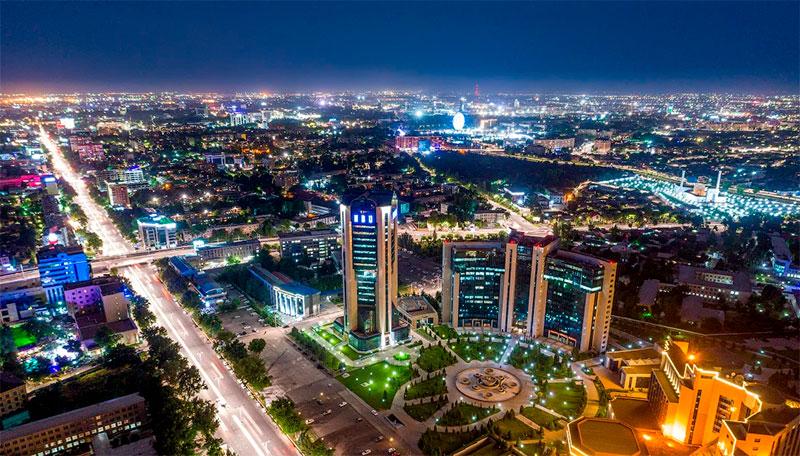 Черный список оффшоров (2020) Узбекистан