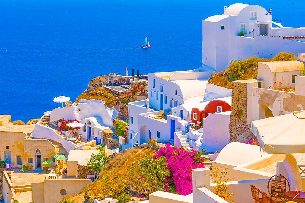 Интерес к недвижимости в Греции