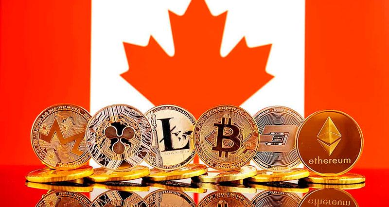 создания криптовалютной биржи в Канаде