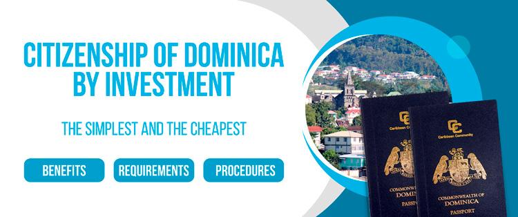 Dominica passport
