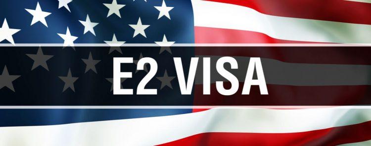 оформить визу E2