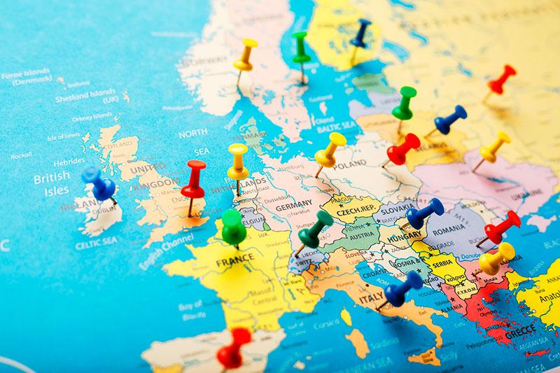 Европейские компании сохраняют популярность