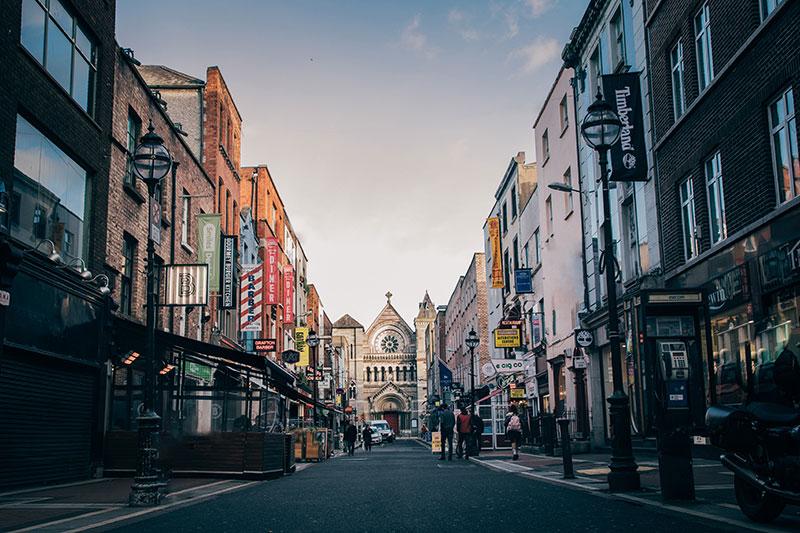 Ирландия в Европейском бизнесе