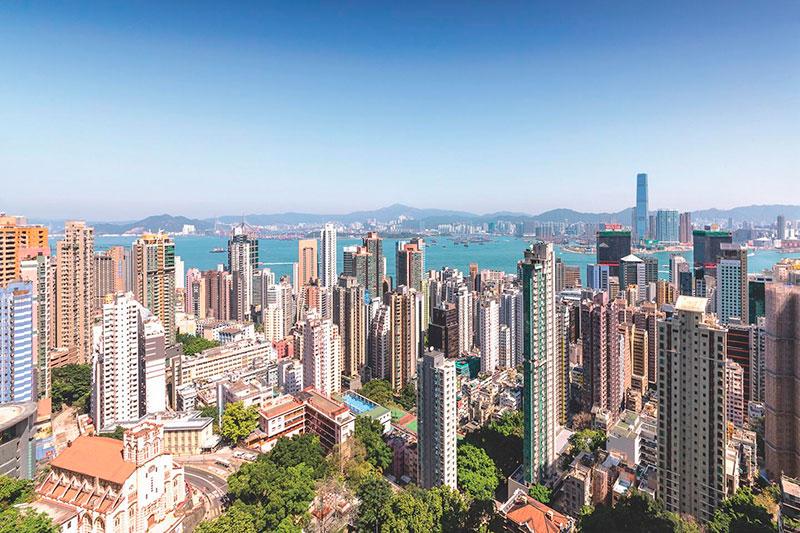 В Гонконге продолжает расти число компаний