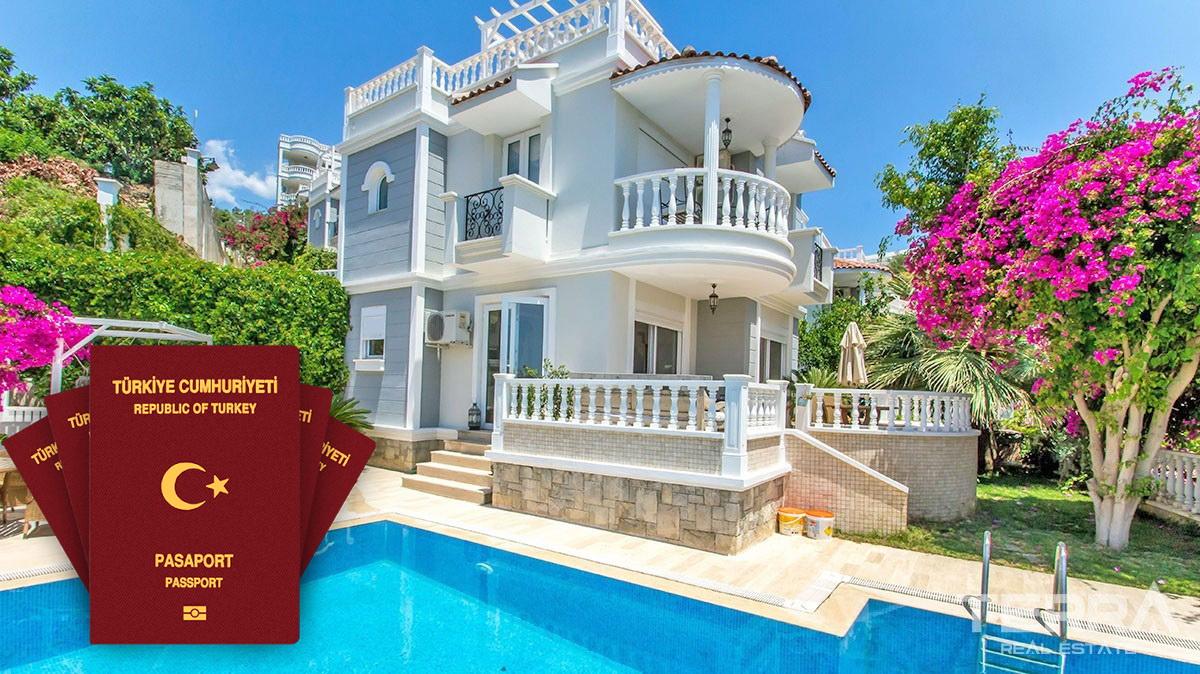 Гражданство Турции за недвижимость в Бодруме как пропуск в мир суперзвезд