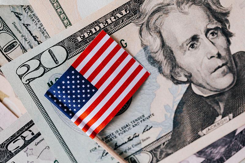 счета в американской платёжной системе
