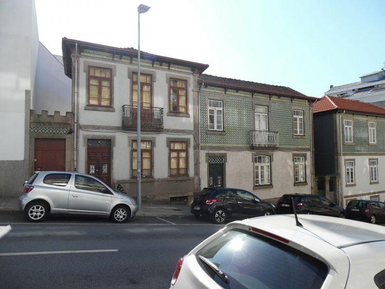 дом в Порто
