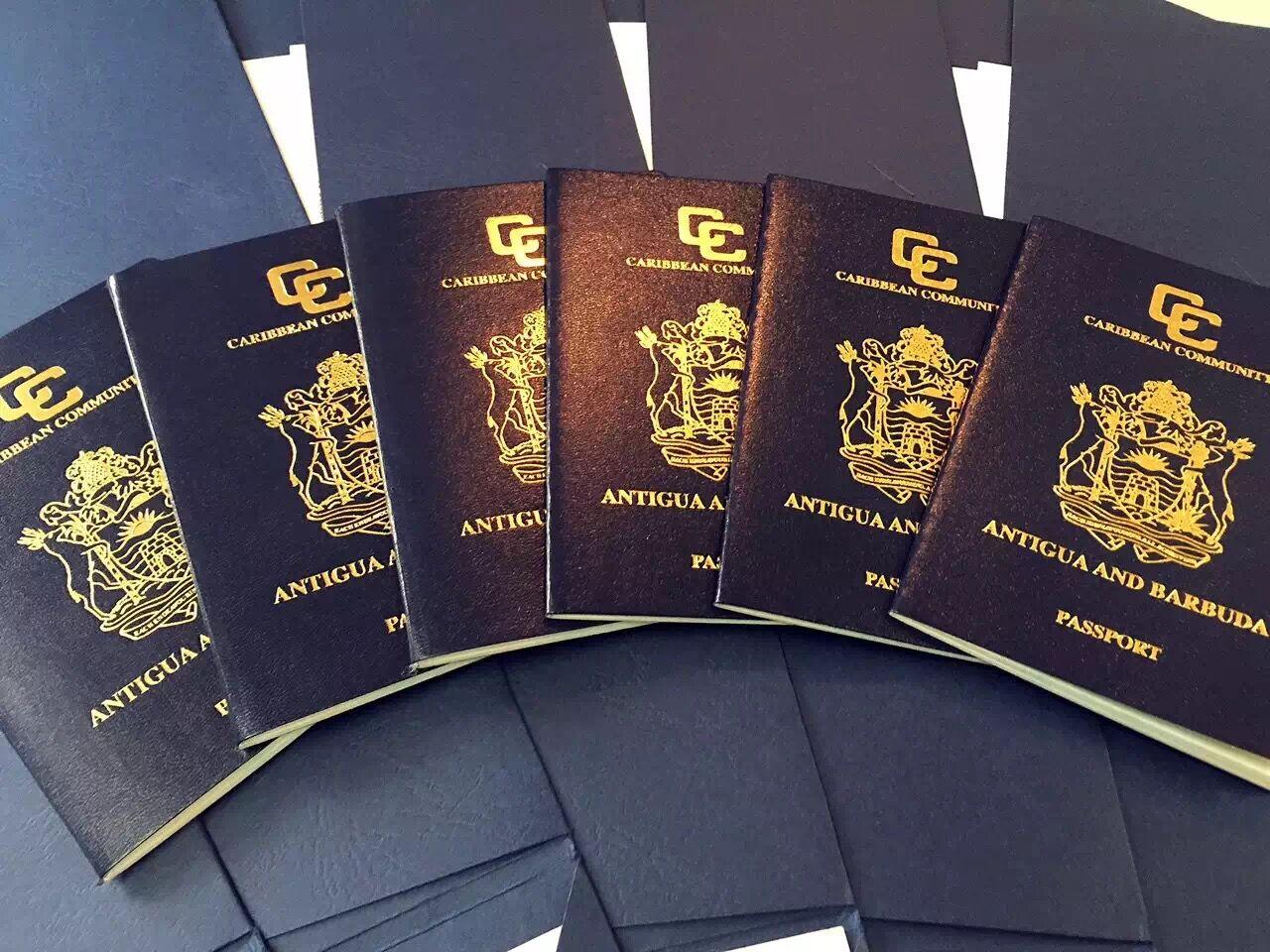 Получив гражданство Антигуа, больше не нужно жить там 5 дней (временная акция)