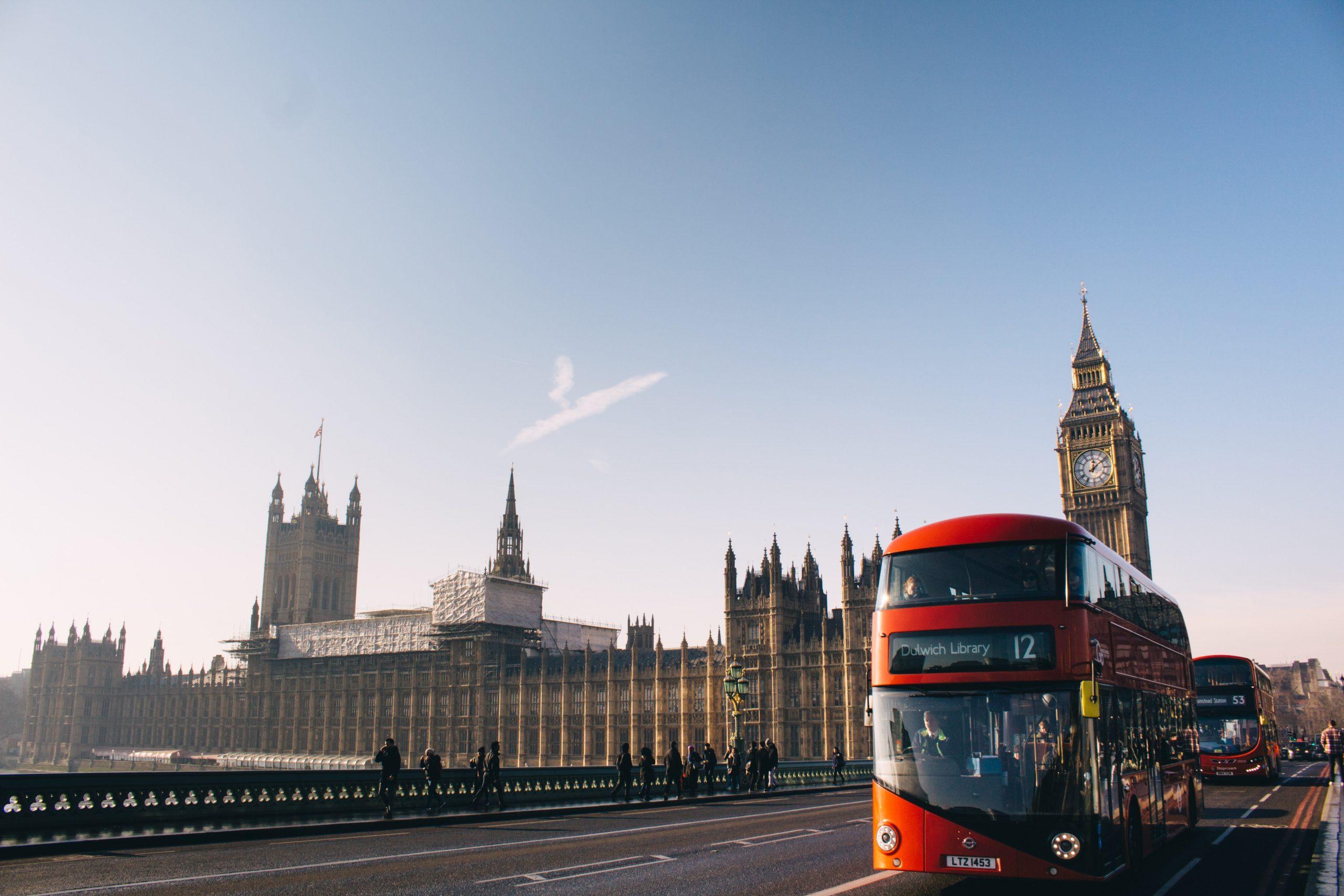 Переезд в Великобританию в 2020 году