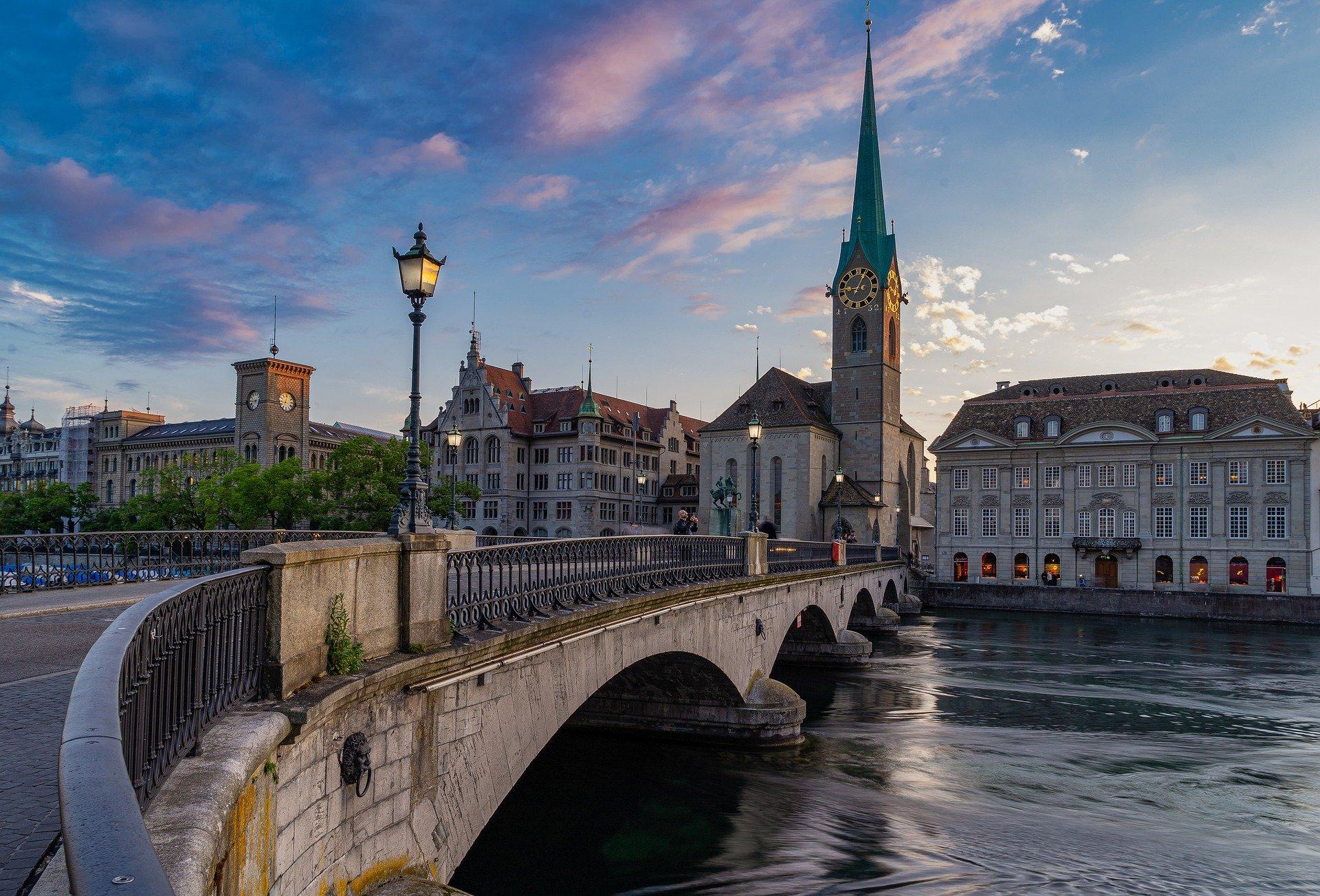 Открытие счета Швейцария