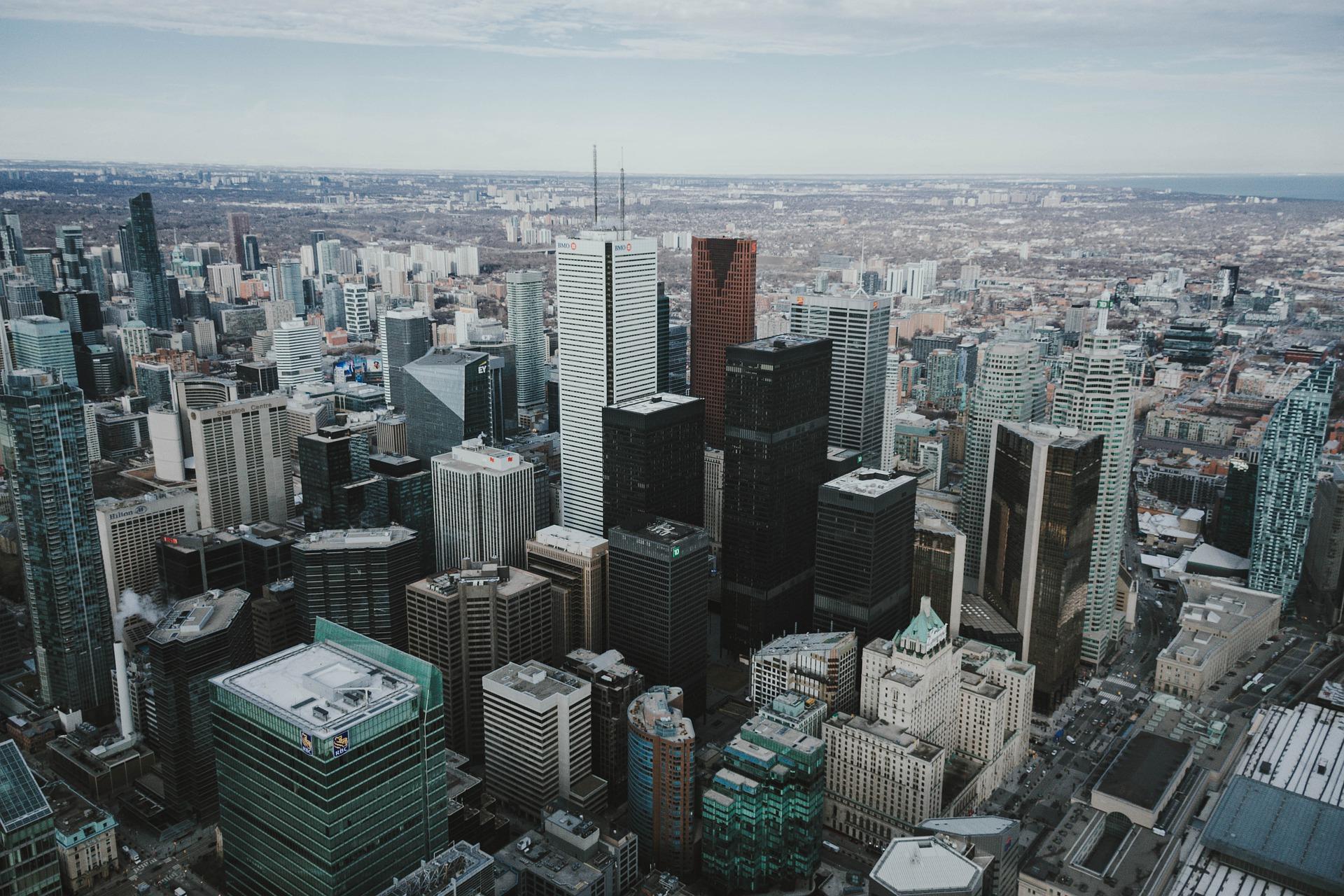 открыть банковский счет в Канаде