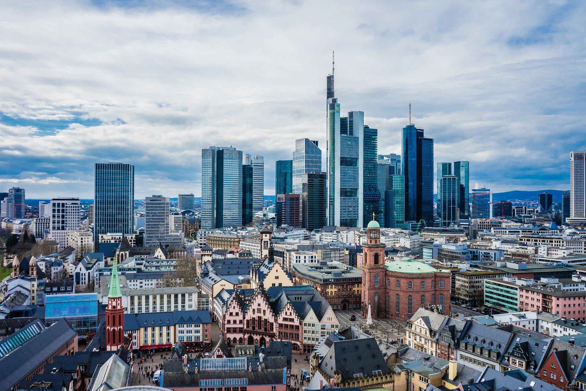открыть счет в Германии