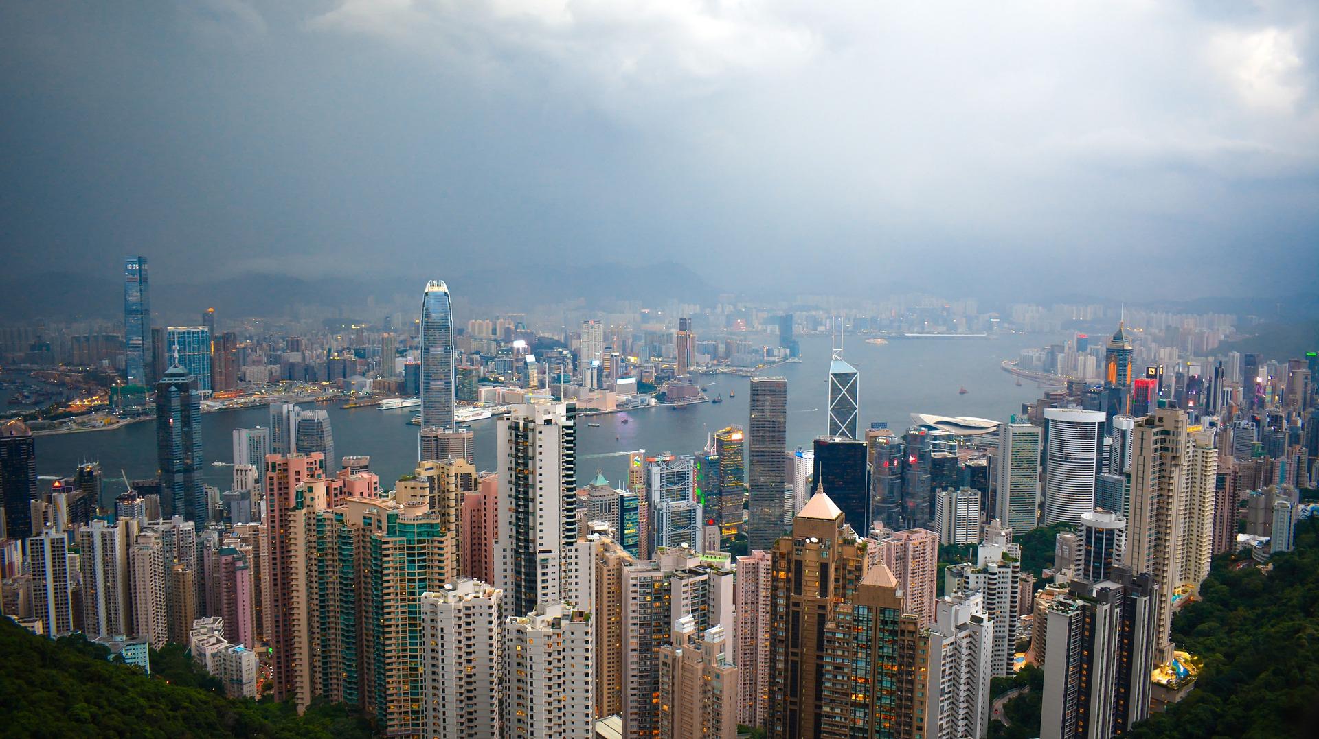 Налоги Гонконг