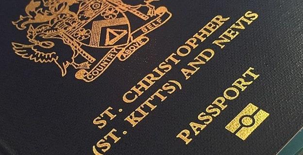 гражданство Сент-Китс