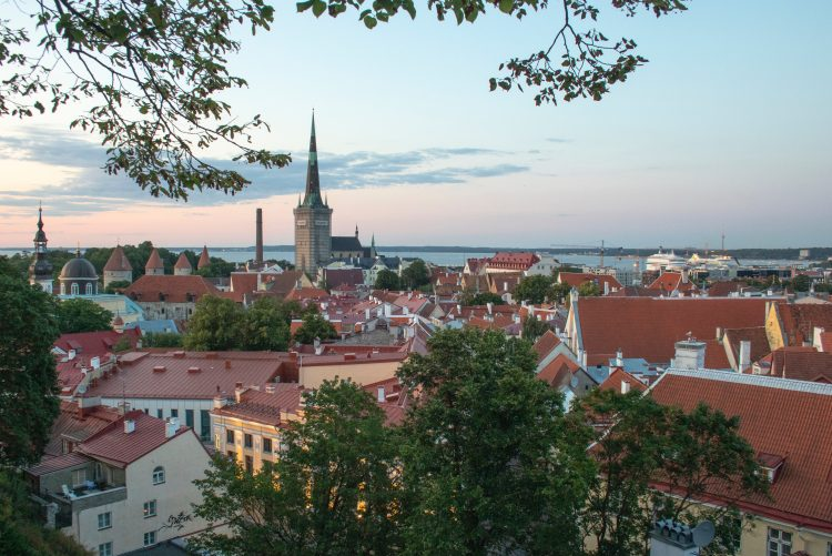 Вид на жительство Эстонии
