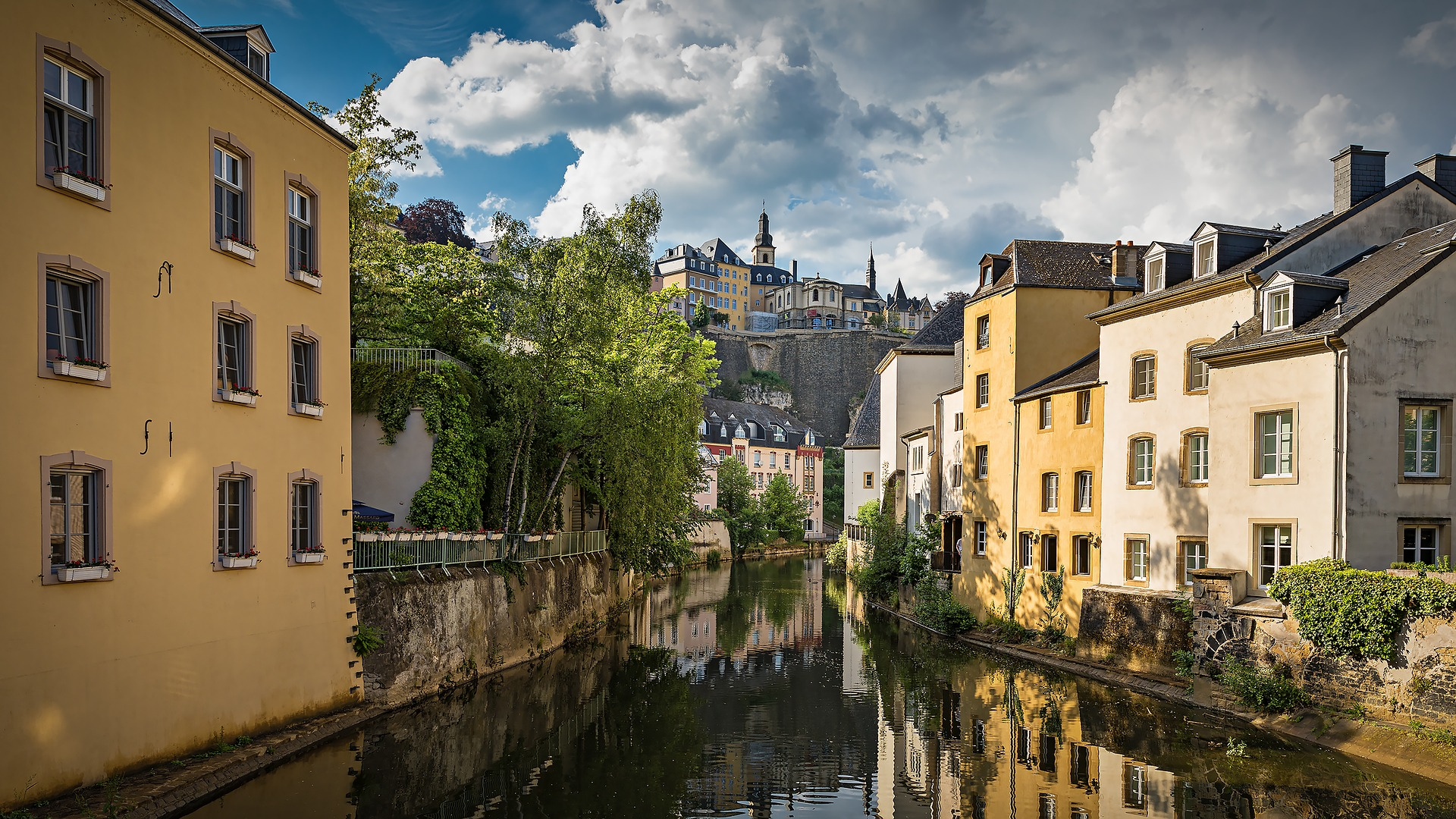 Регистрация холдинга Люксембург