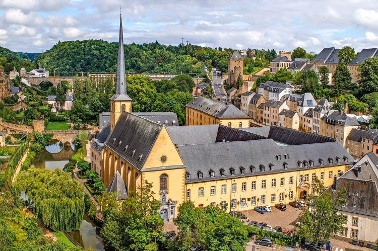 Переезд в Люксембург