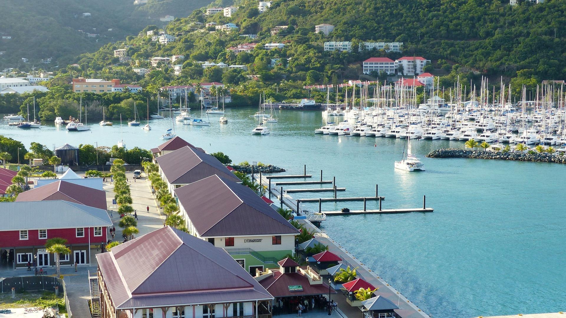 Конфиденциальность владельцев бизнеса на Британских Виргинских Островах
