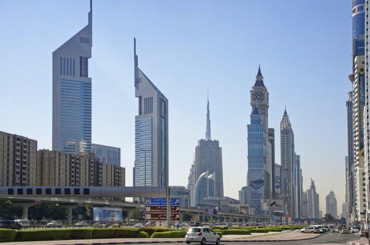 открыть компанию в ОАЭ