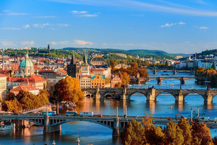 Компания в Чехии