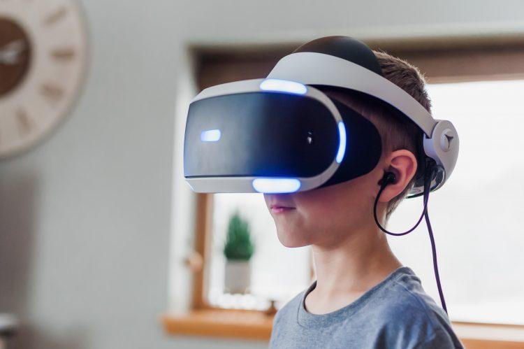Стартап VR