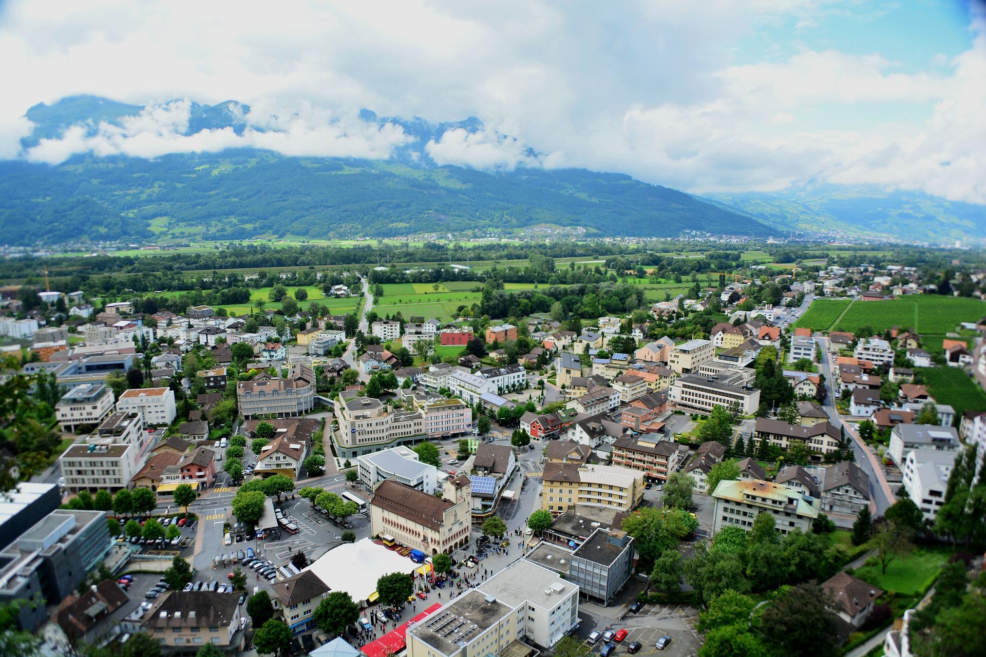 Компания в Лихтенштейне - изображение