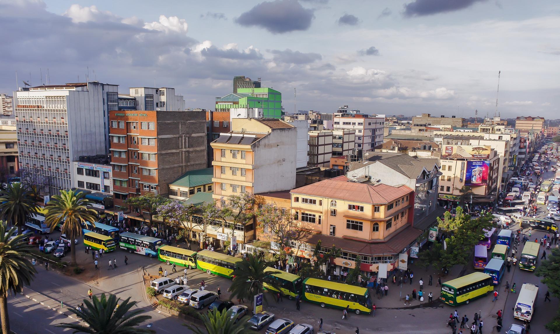 Кения Финтех