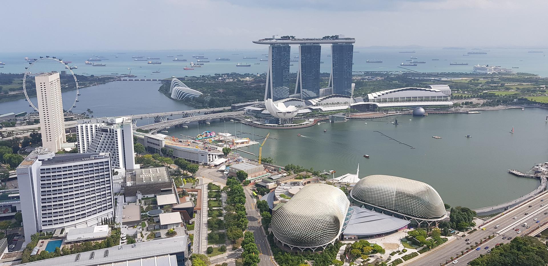 Компания в оффшоре Сингапур - фото