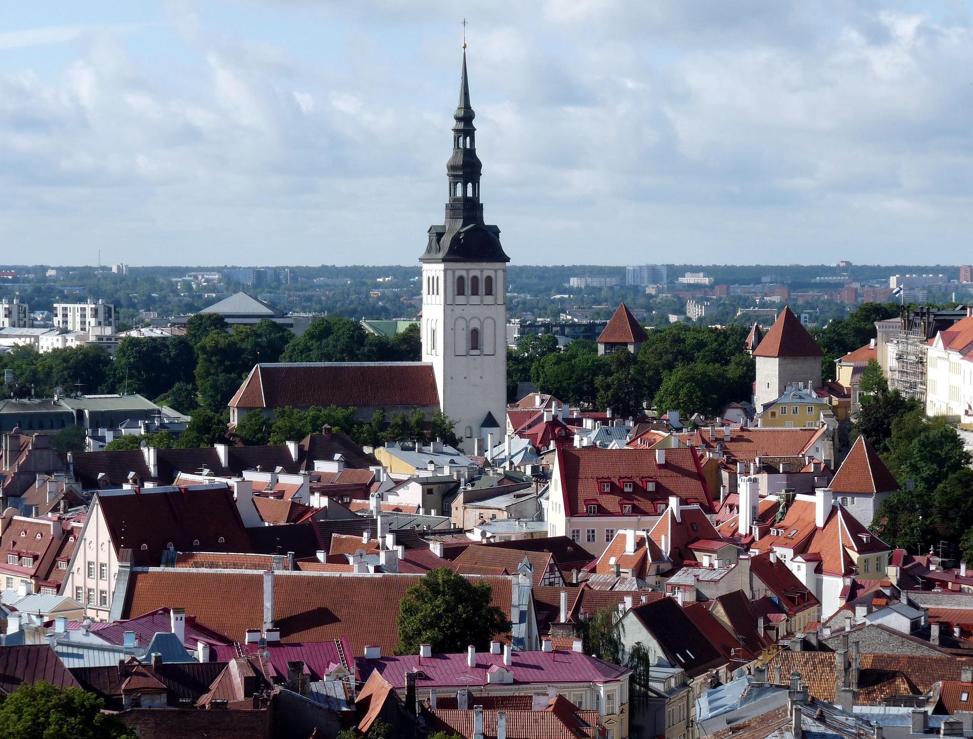 Компания в Эстонии - Фото