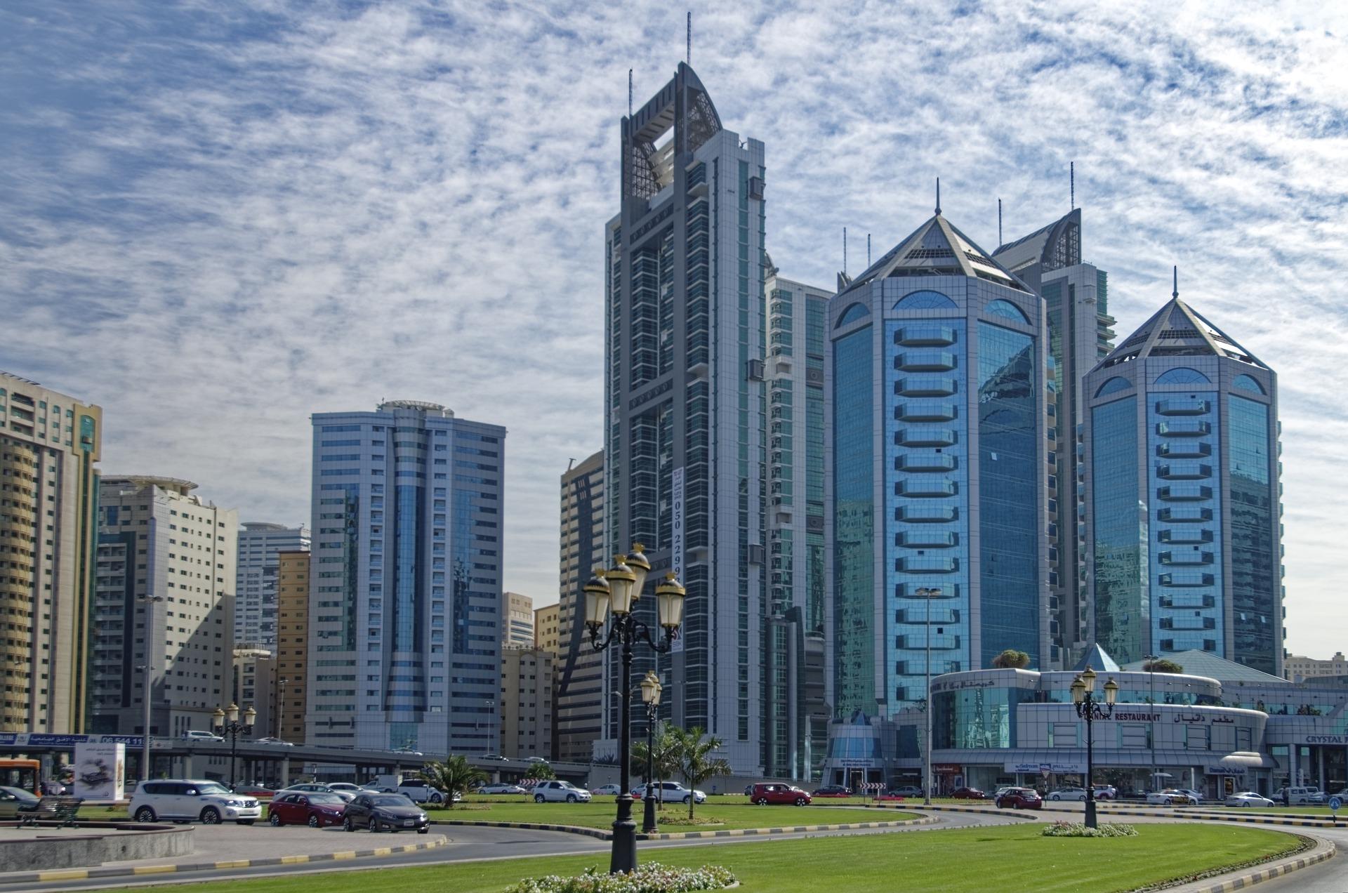 Компания в оффшоре ОАЭ - Фото