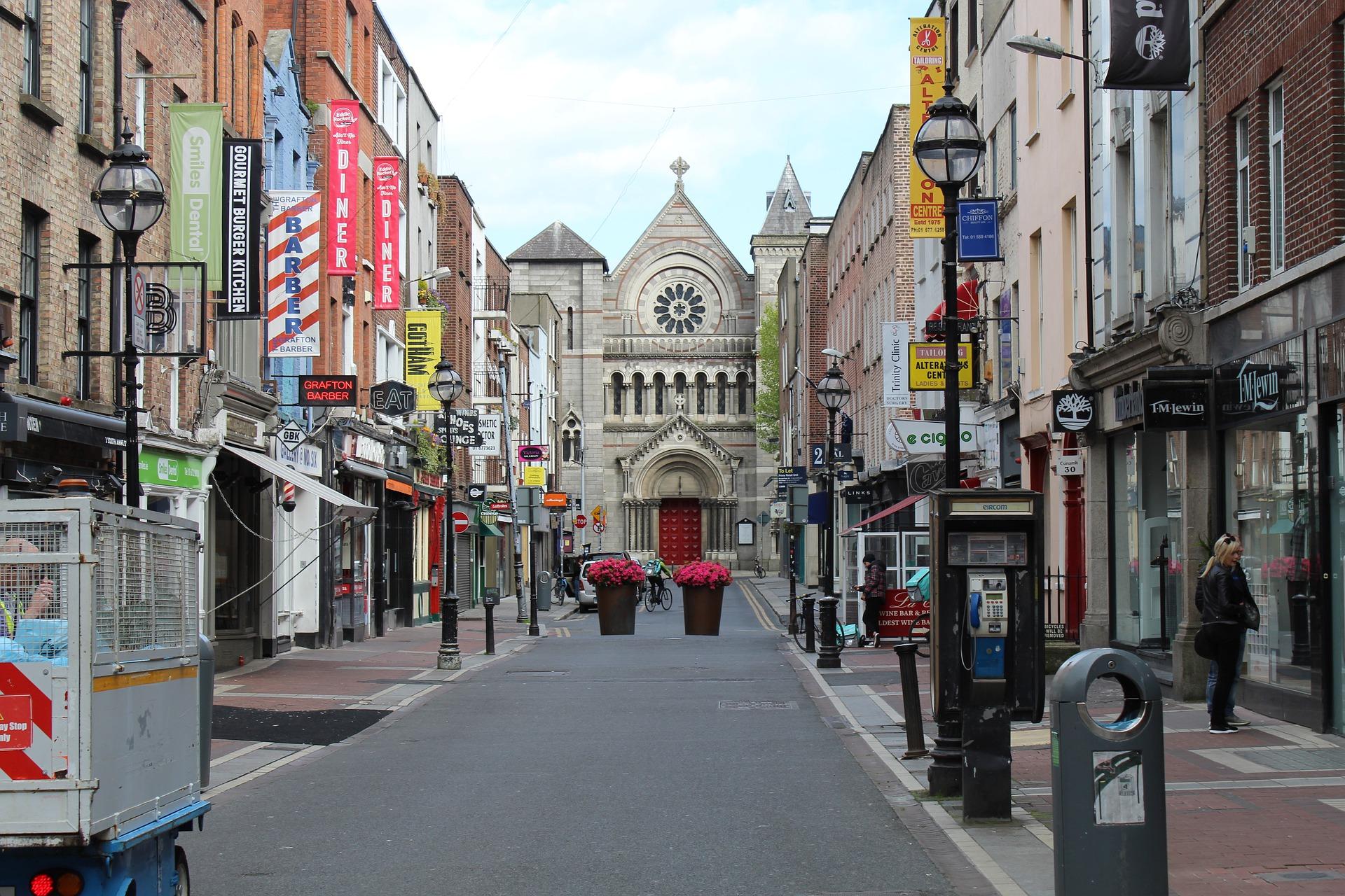 Оффшор в Ирландии