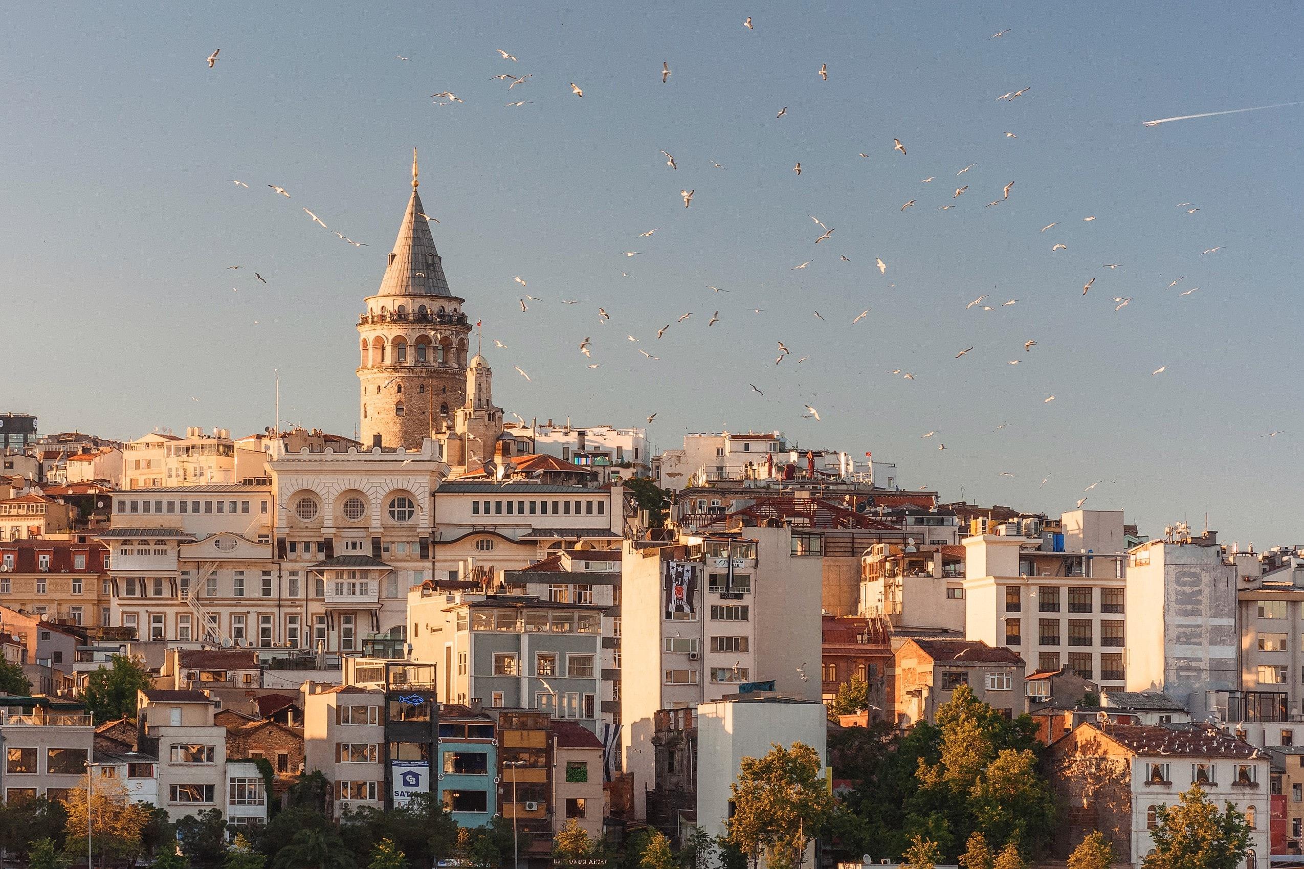 Крипто в Турции