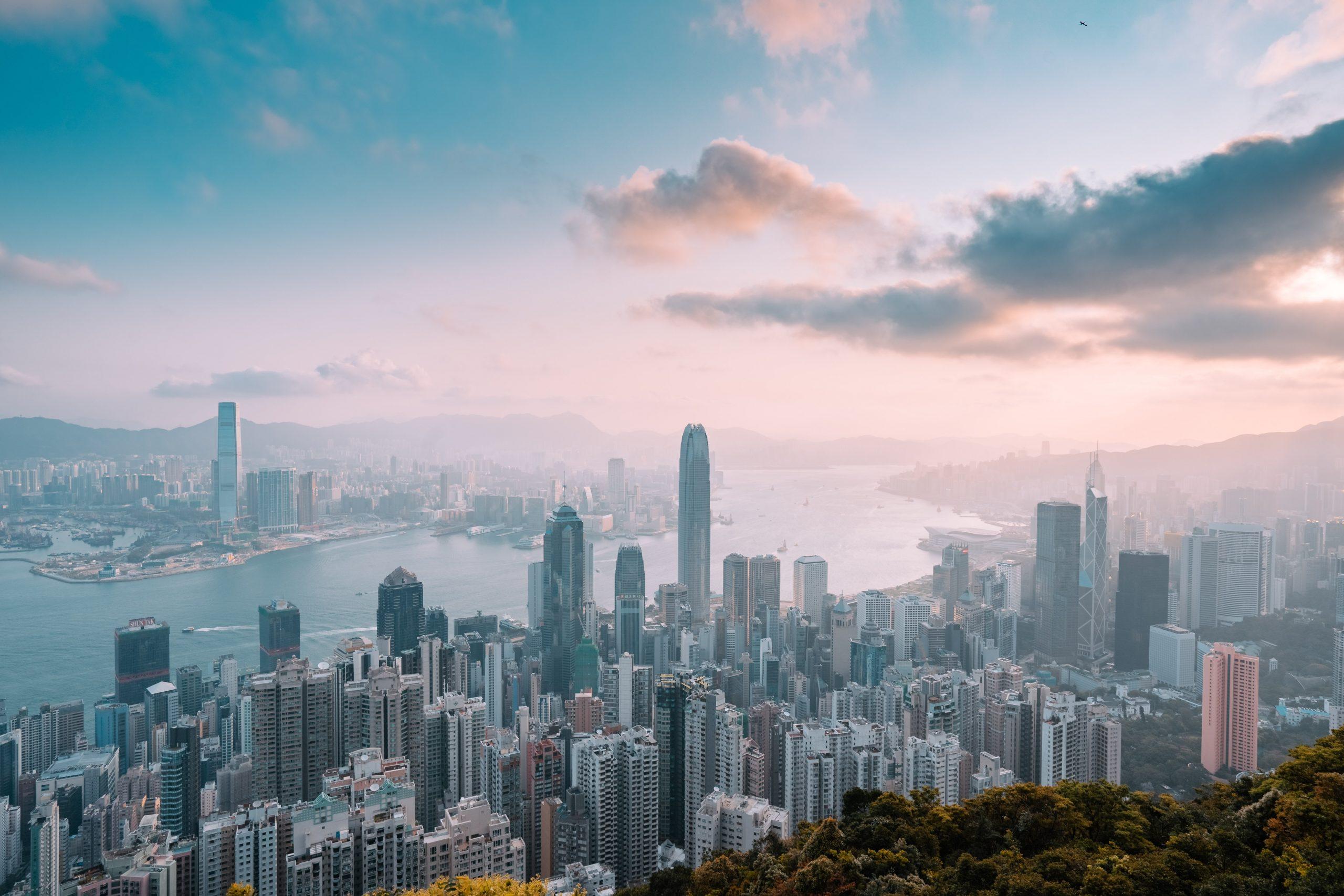 Поддержка от правительства Гонконга