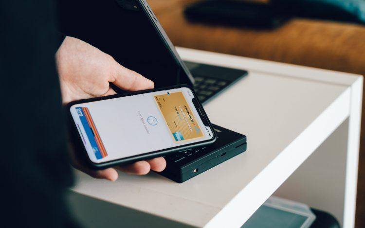 Процесс открытия счета в платежной системе