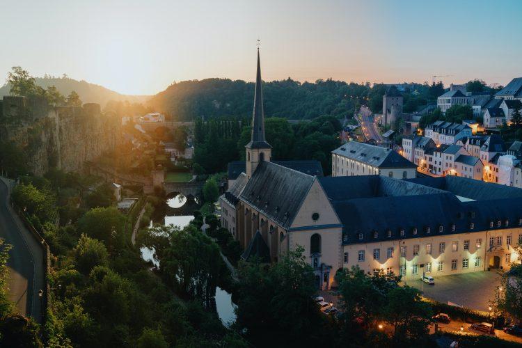 Открытие SENC в Люксембурге