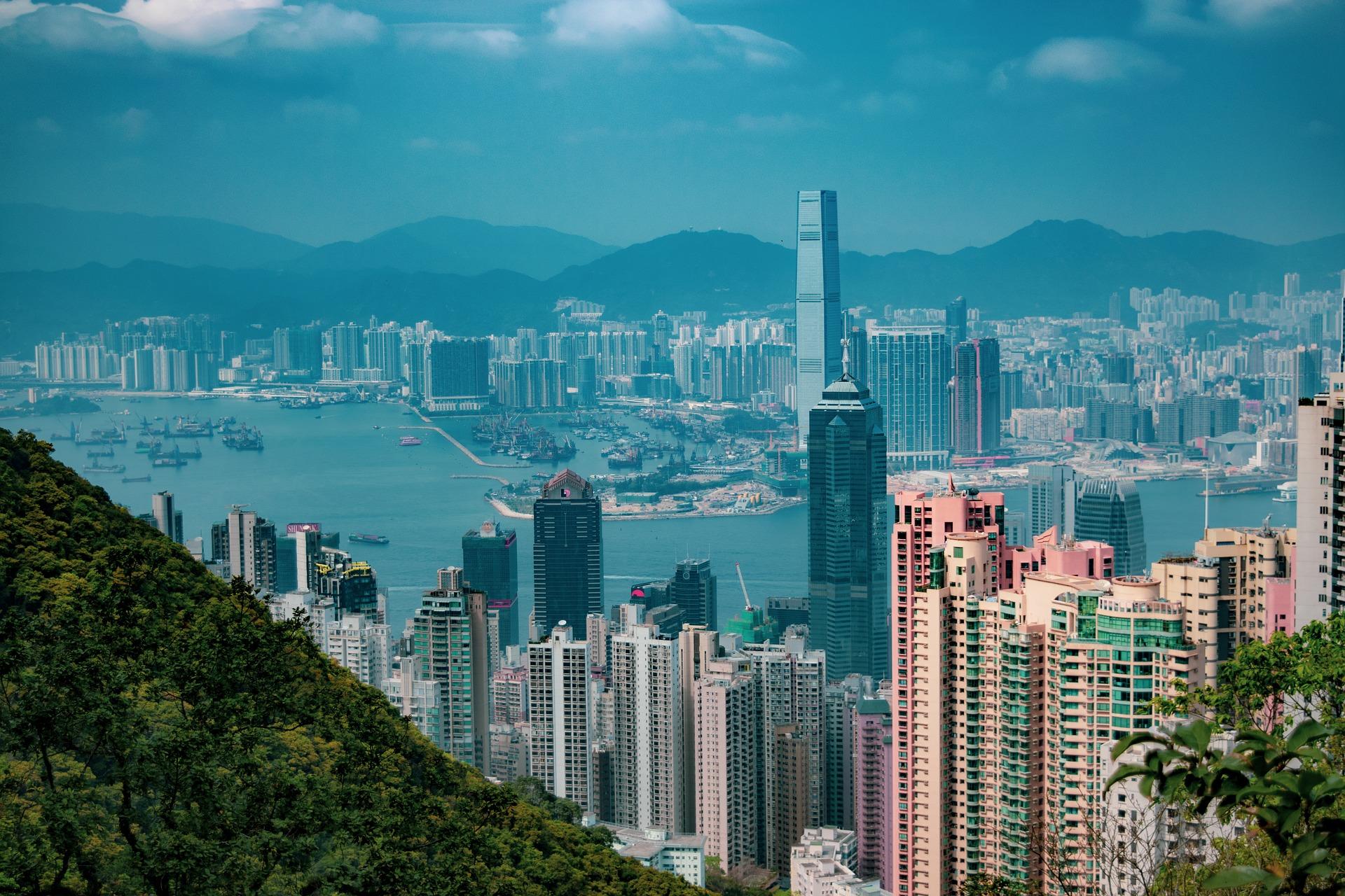 Защита ИС в Гонконге