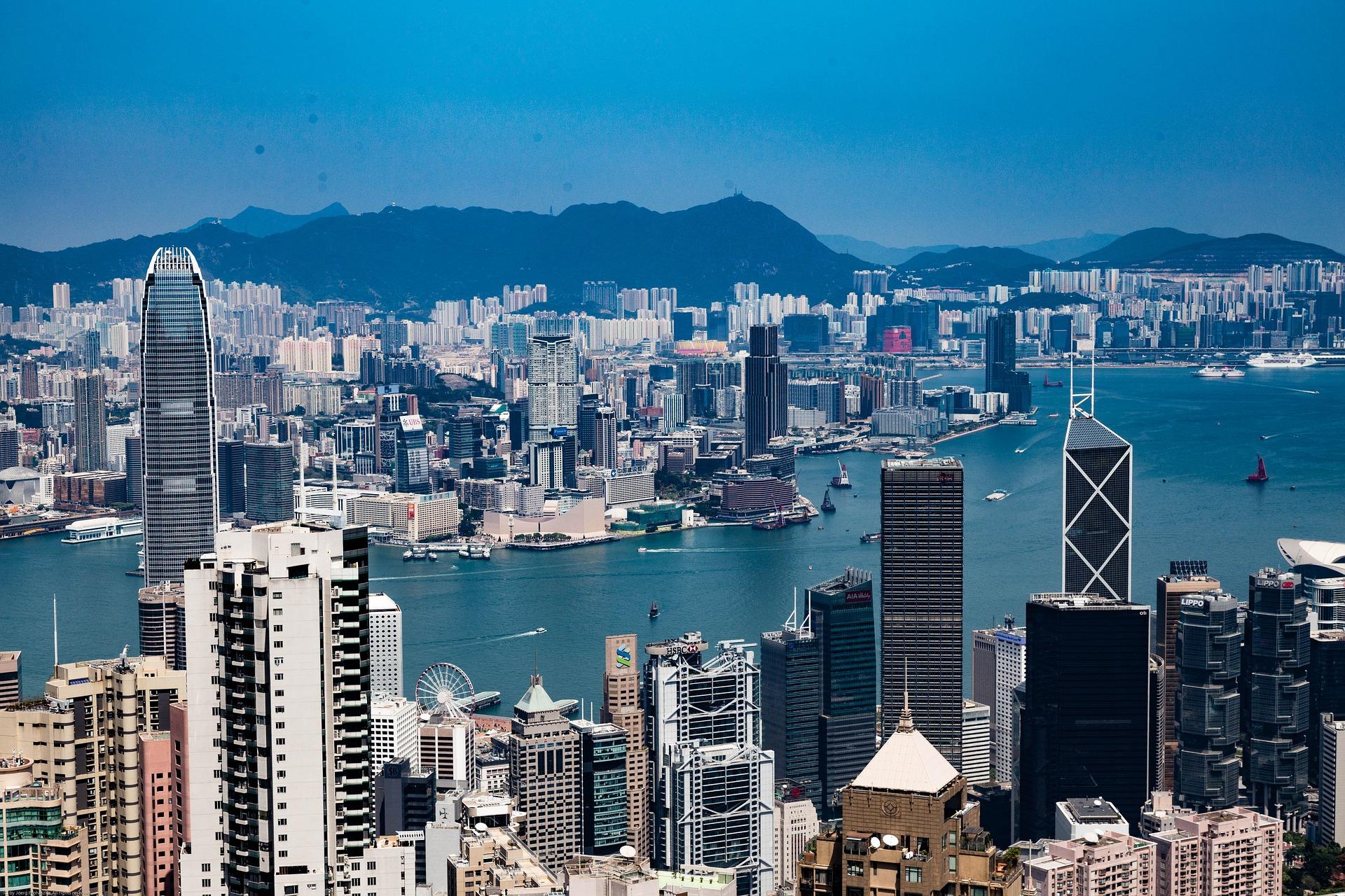 Компании в Гонконге