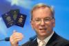 Второй паспорт как у топ-менеджера Google