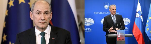 премьер-министр Словении Янез Янша