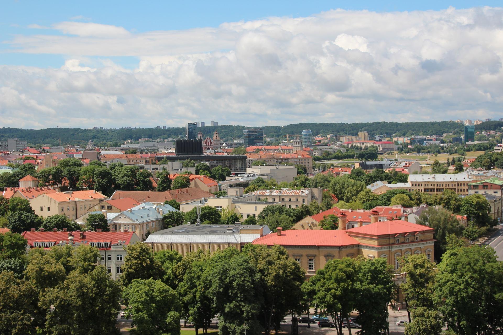 Счет в платежной системе Литвы