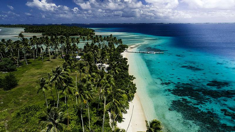 Компания на Маршалловых островах - фото