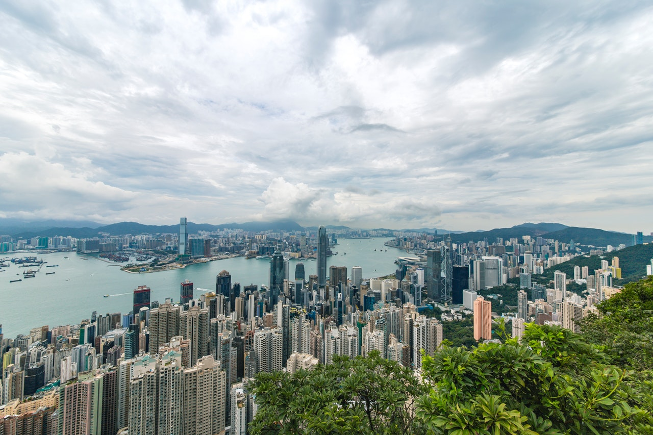 Проверка в Гонконге