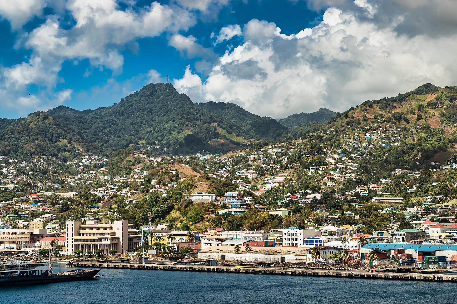 Юрисдикии Сент Винсент и Гренадины