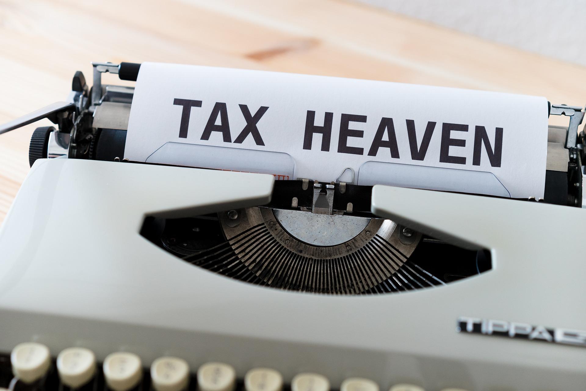 Зоны с низкими налогами