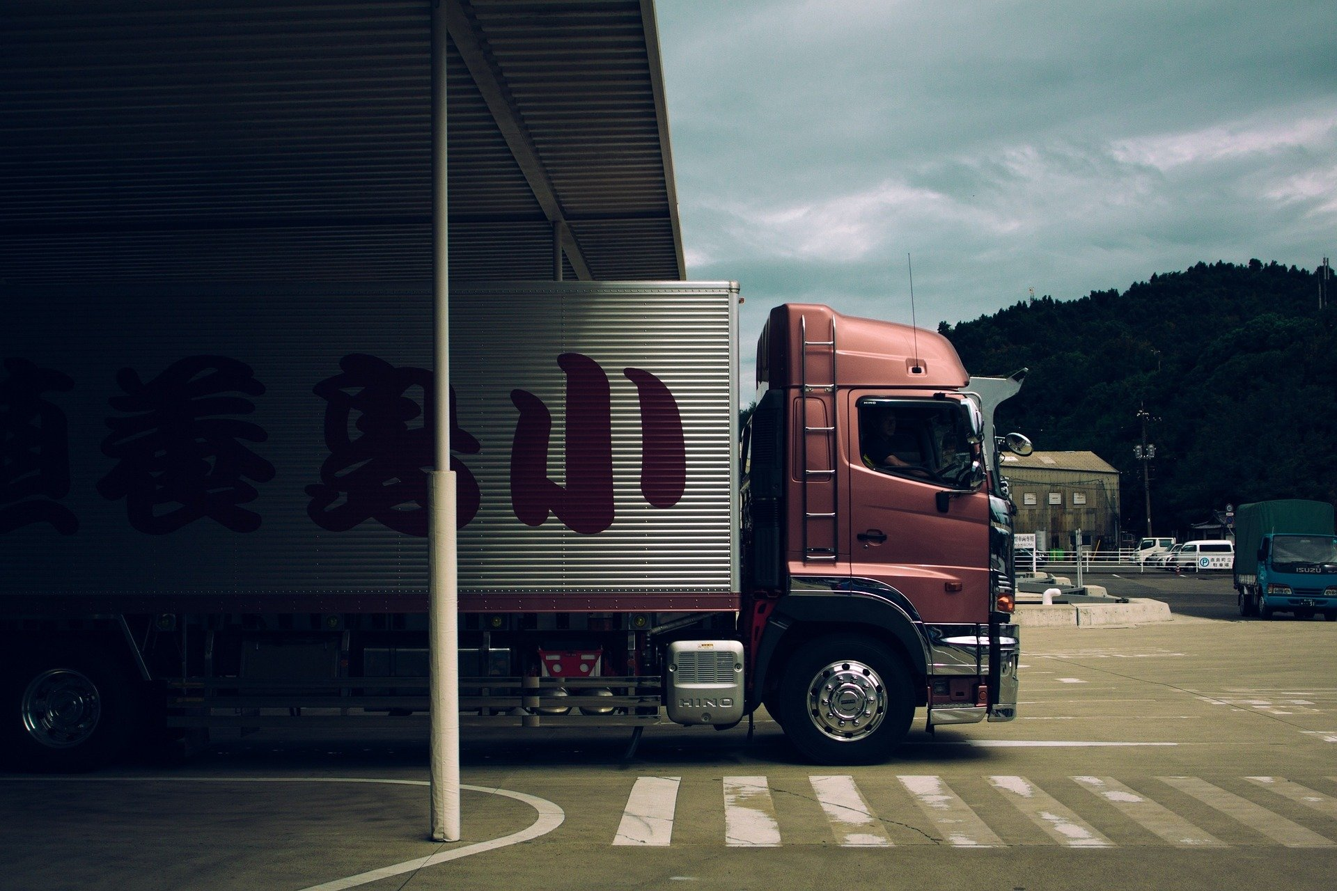Груз из Китая - фото