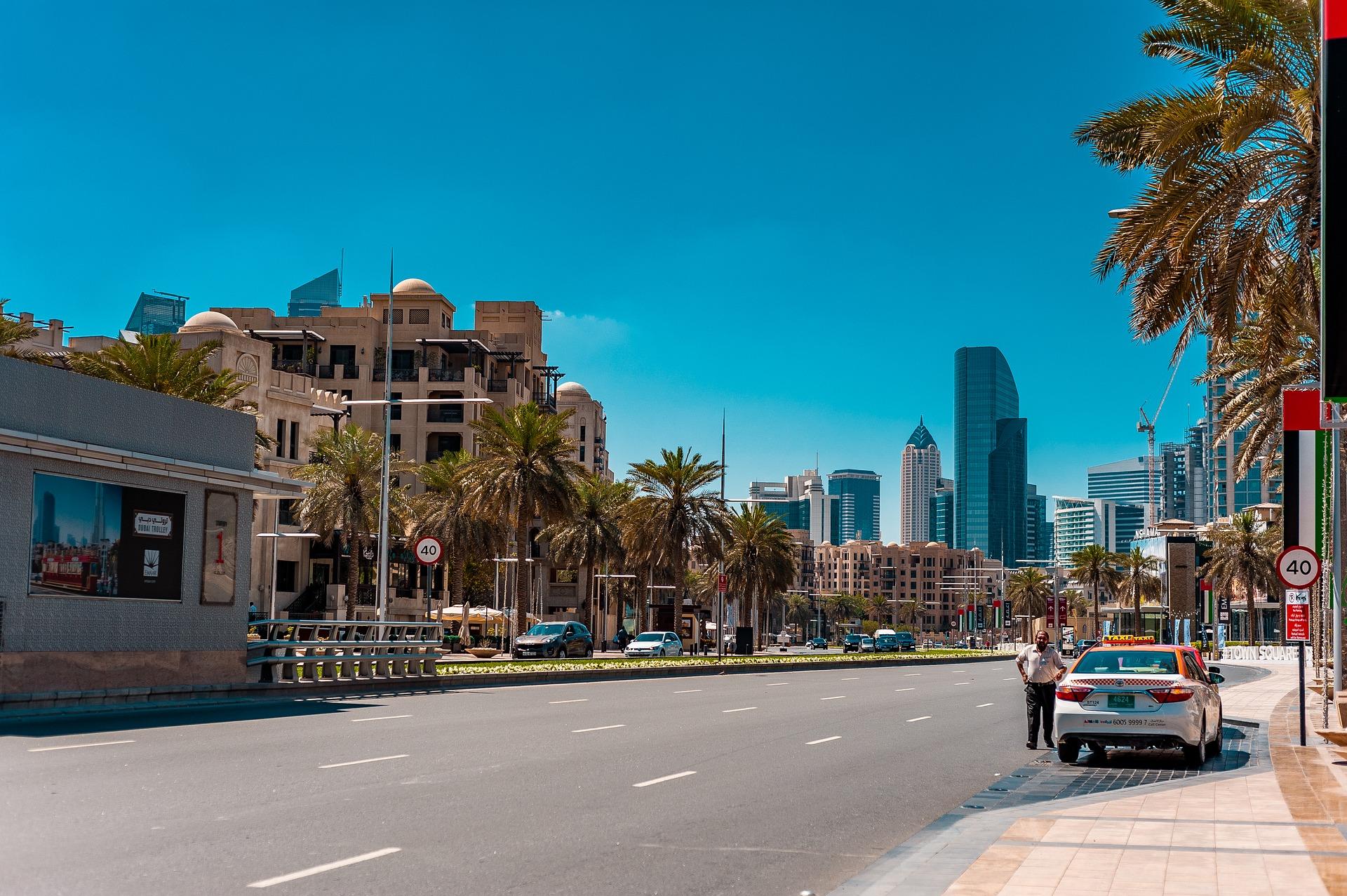 Компания в ОАЭ - фото