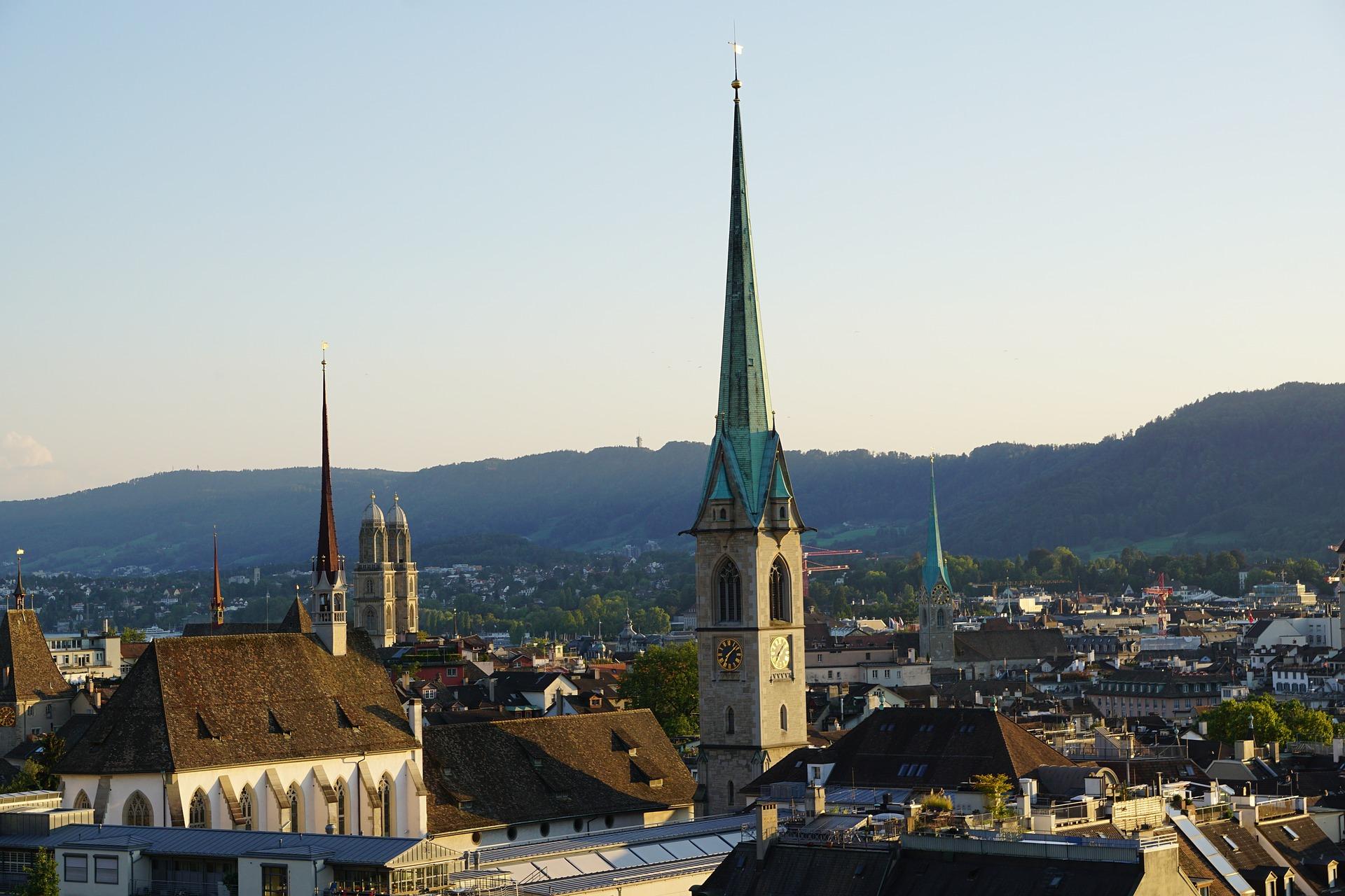 Компания в Швейцарии
