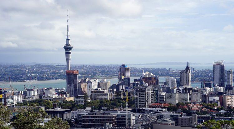 Финтех в Новой Зеландии