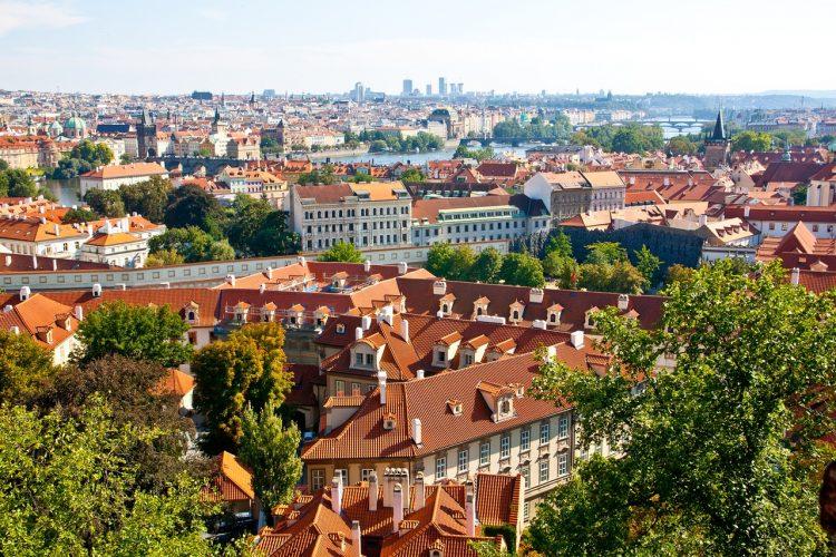 Иностранная компания в Чехии